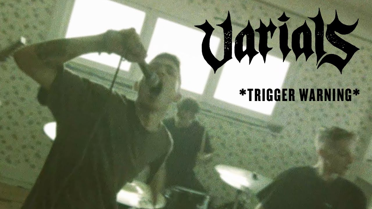 Varials — Anything To Numb (Official Music Video)