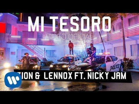Zion & Lennox — Mi Tesoro (feat. Nicky Jam) | Video Oficial