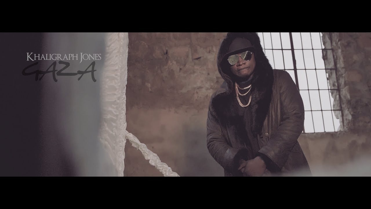 KHALIGRAPH JONES, GAZA (OFFICIAL VIDEO)