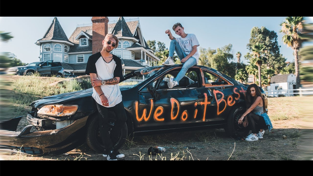 Tanner Fox — We Do It Best (Official Music Video) feat. Dylan Matthew & Taylor Alesia