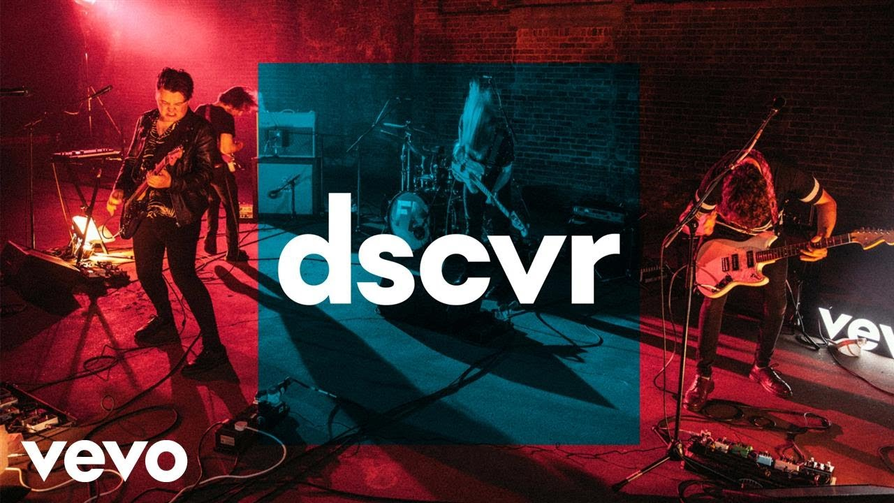 Fizzy Blood — ADHD — Vevo dscvr (Live)