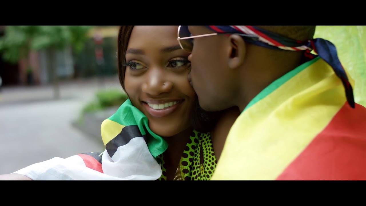 Dotman — Afro Girl [ Official Video] Ft. Mr. Eazi