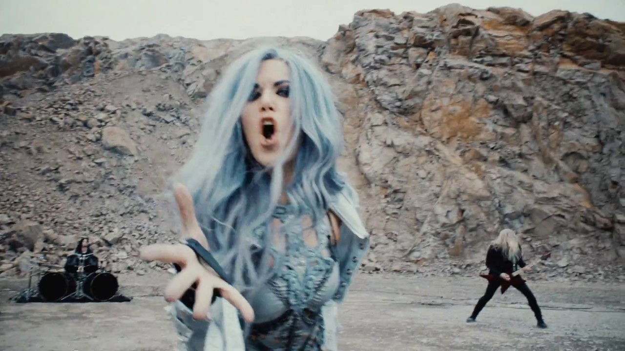 ARCH ENEMY — The Eagle Flies Alone (OFFICIAL VIDEO)