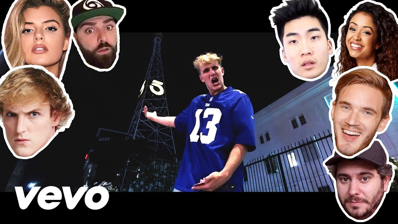Jake Paul — YouTube Stars Diss Track (Official Music Video)