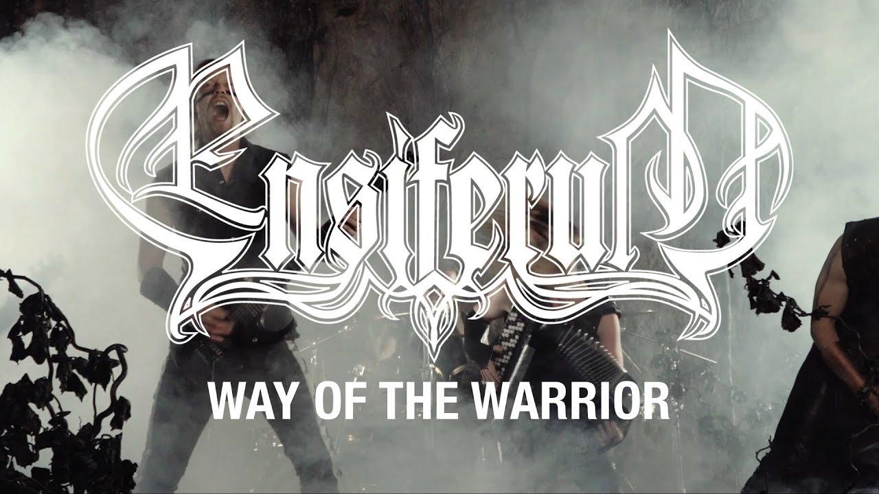 Ensiferum «Way of the Warrior» (OFFICIAL VIDEO)