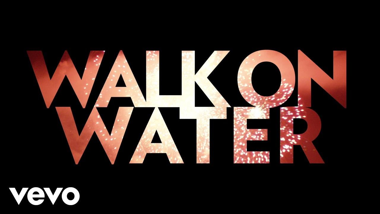 Thirty Seconds To Mars — Walk On Water (Lyric Video)
