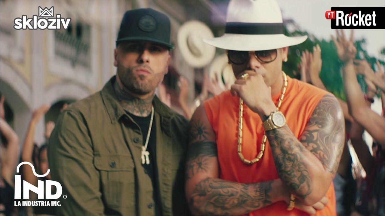 Si Tú La Ves — Nicky Jam Ft Wisin (Video Oficial)