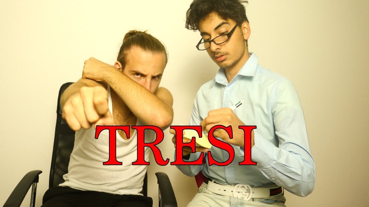 KALIM feat. LUCIANO — Tresi (Official Video Parodie)