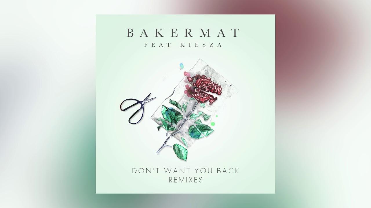 Bakermat — Don't Want You Back feat. Kiesza (Castelle Remix) [Cover Art] [Ultra Music]