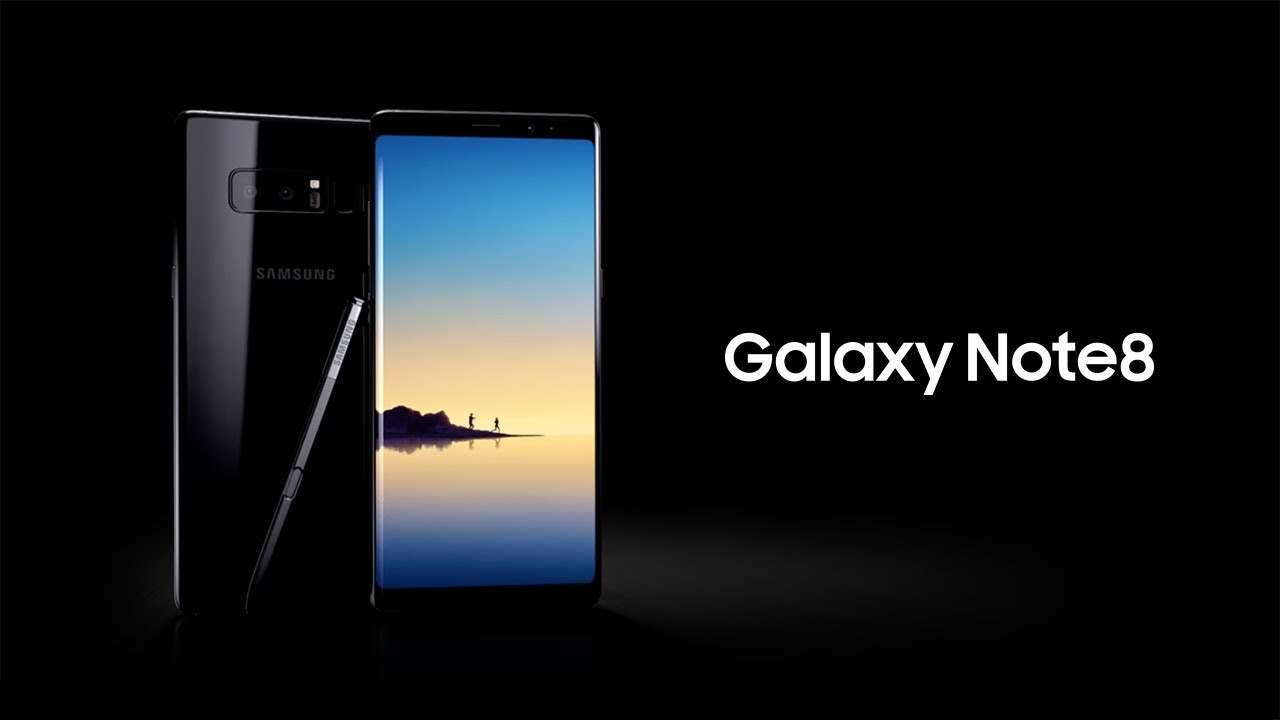 Samsung Galaxy Note8: Official Introduction