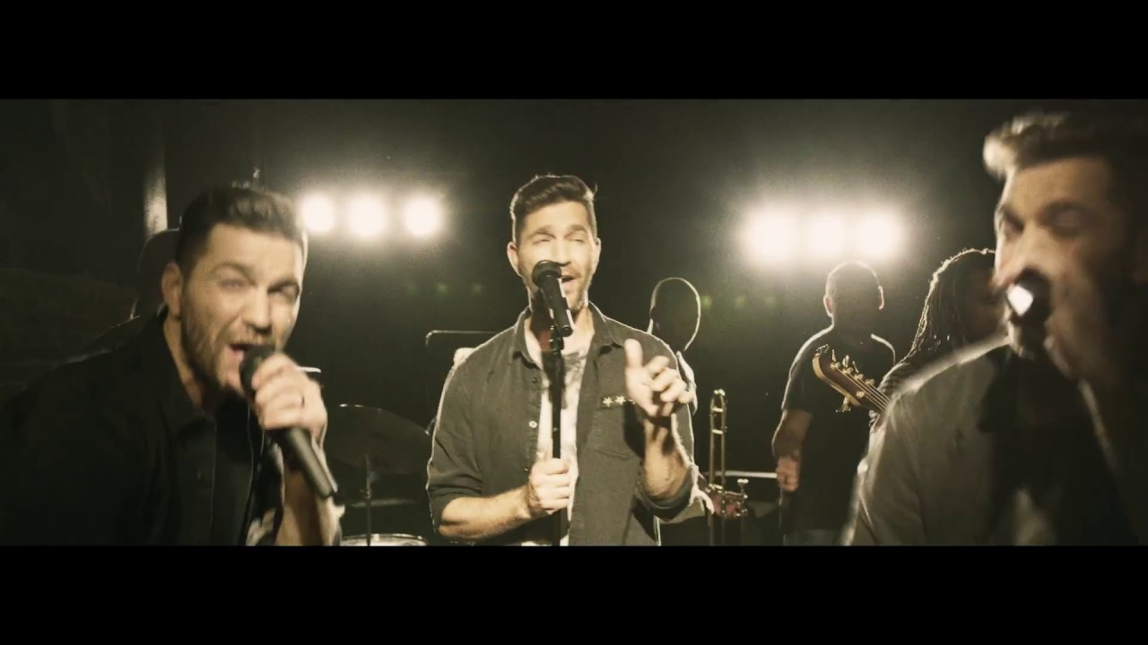 Andy Grammer — Give Love Feat. LunchMoney Lewis (Official Music Video)