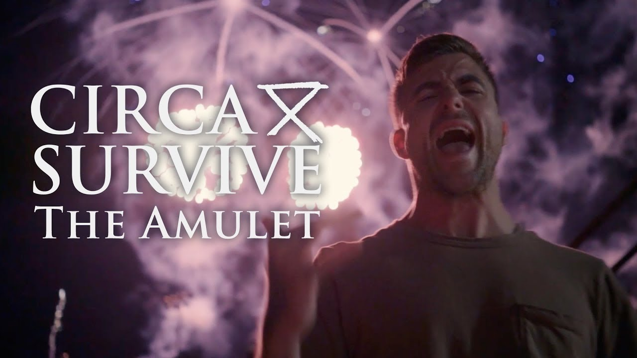 Circa Survive — The Amulet (Official Music Video)