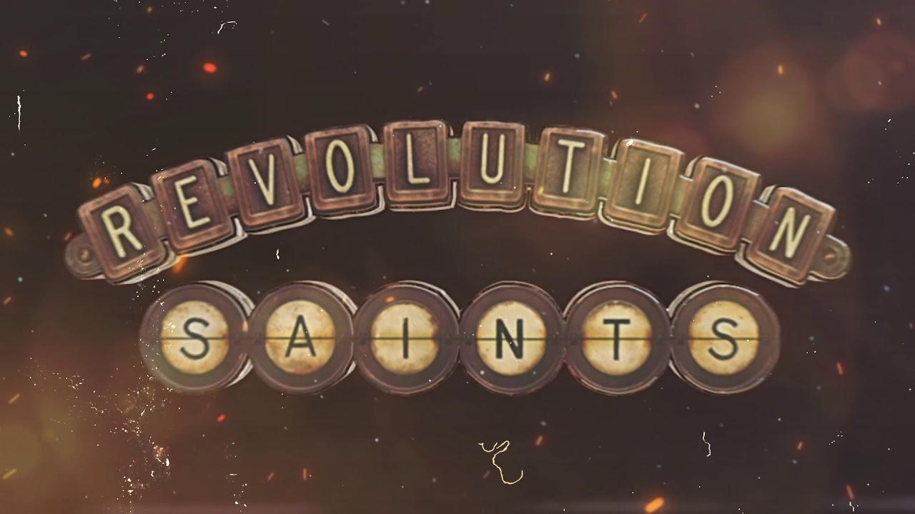 Revolution Saints — «Freedom» (Official Video)