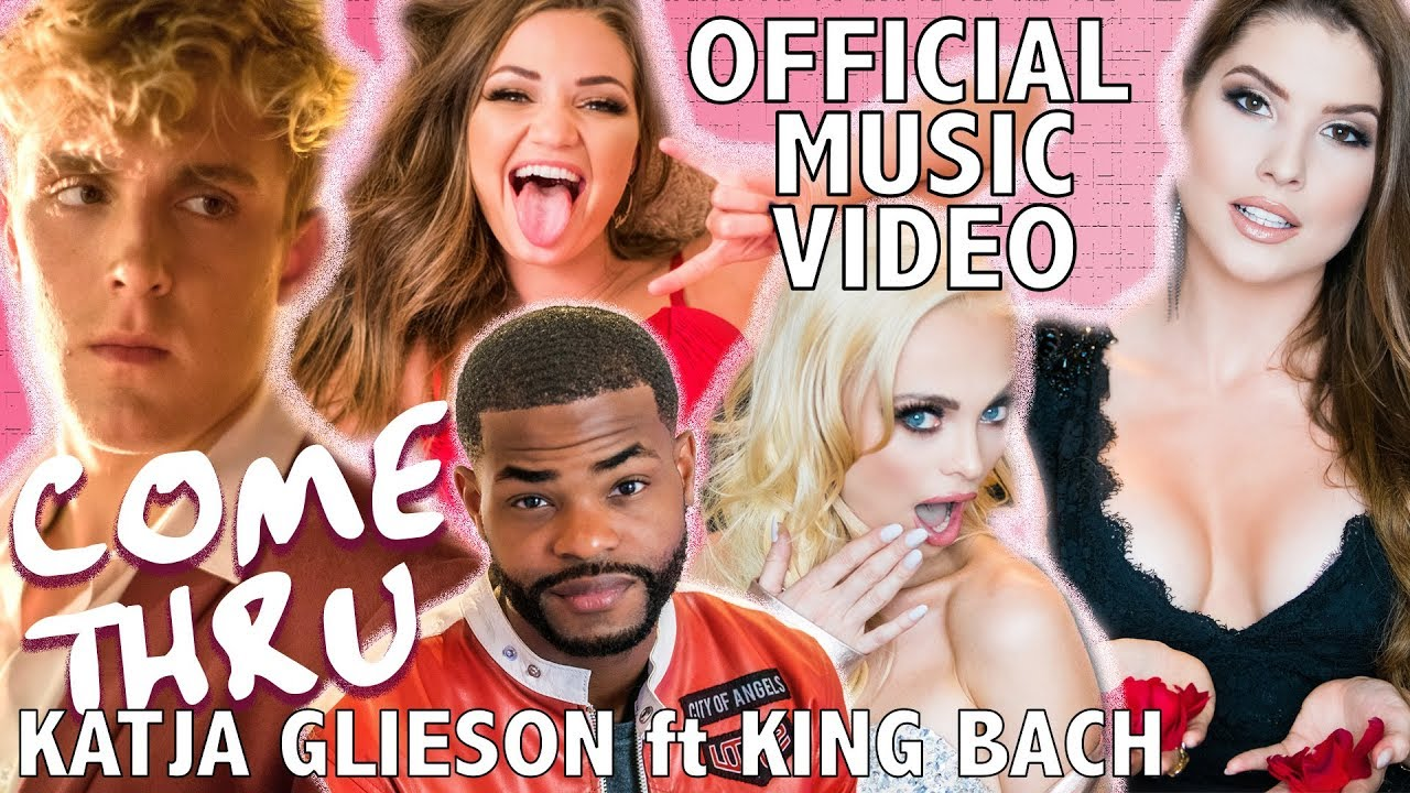 Jake Paul | Erika Costell — Come Thru (Song) Katja Glieson ft King Bach (Official Music Video)
