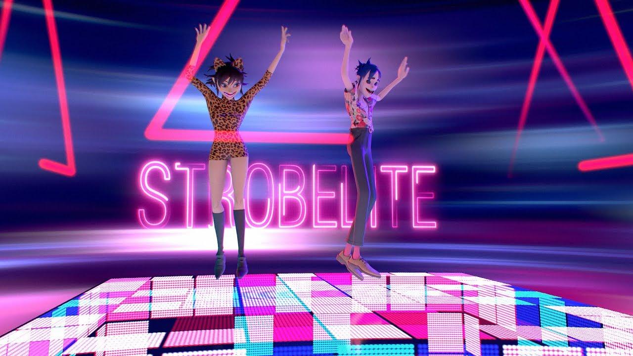 Gorillaz — Strobelite (Official Video)