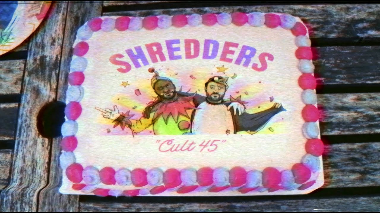 SHREDDERS «Cult 45» [official video]