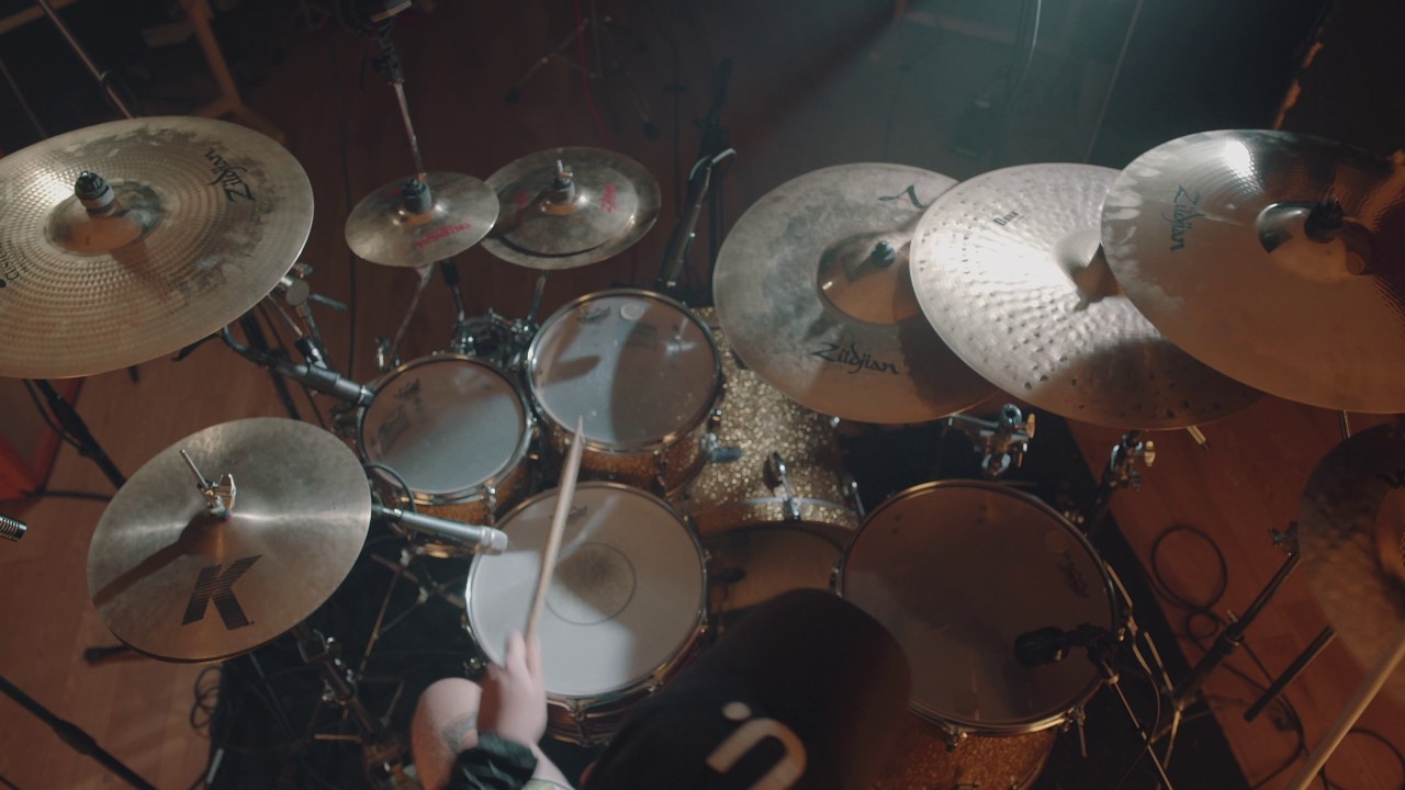 Emmure — Russian Hotel Aftermath Drum Play through (OFFICIAL VIDEO)