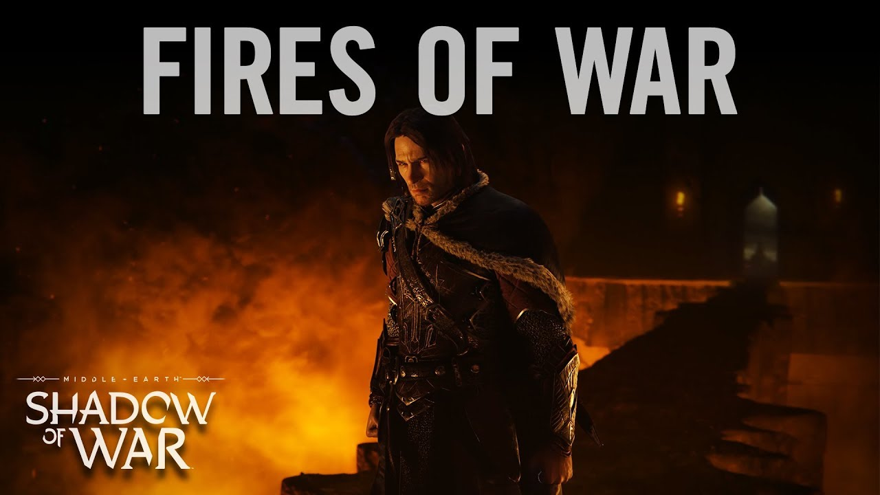 Middle-earth: Shadow of War — «Fires of War» (Official Music Video)