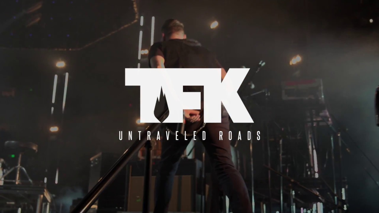 «Untraveled Road» Live (Official Video)