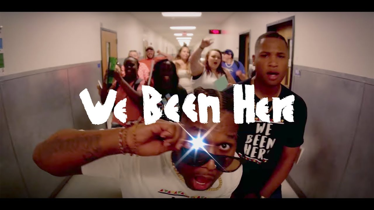 Canon ft. Aaron Cole — We Been Here [Official Video]