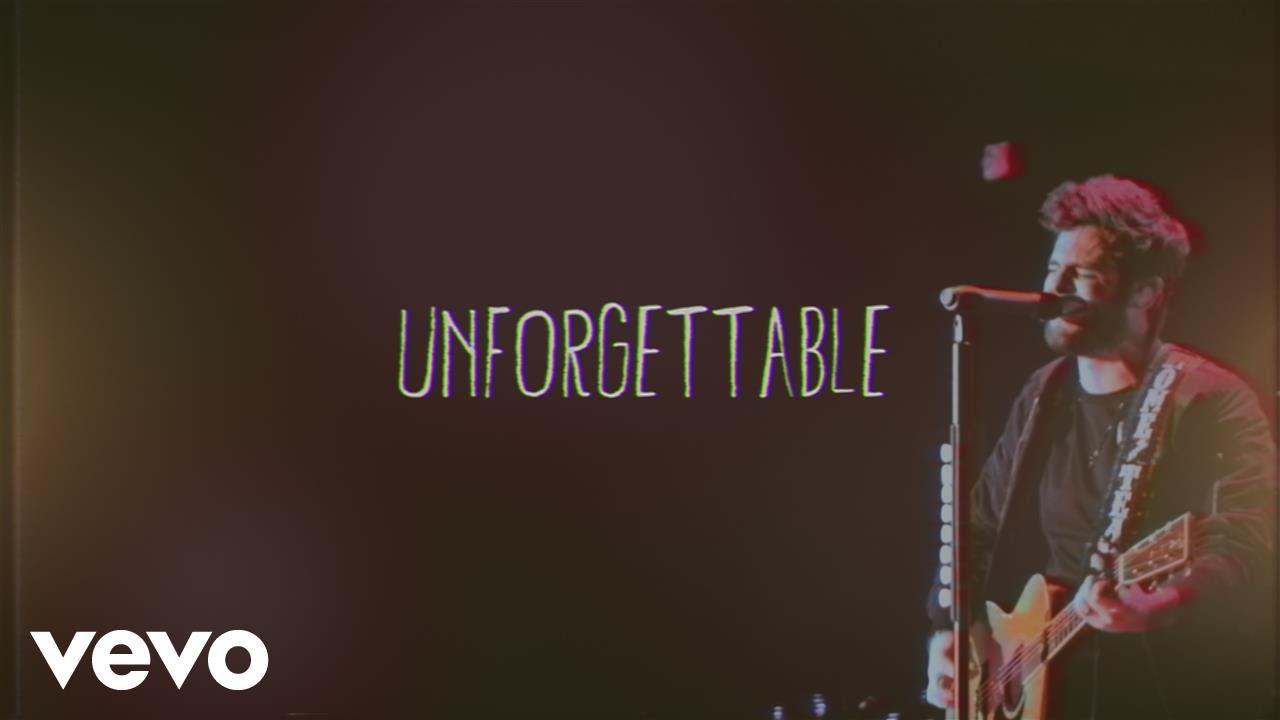 Thomas Rhett — Unforgettable (Lyric Video)