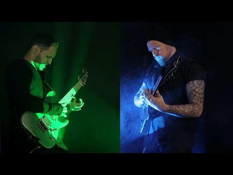 Andy James & Angel Vivaldi — WAVE OF SYNERGY [OFFICIAL VIDEO]