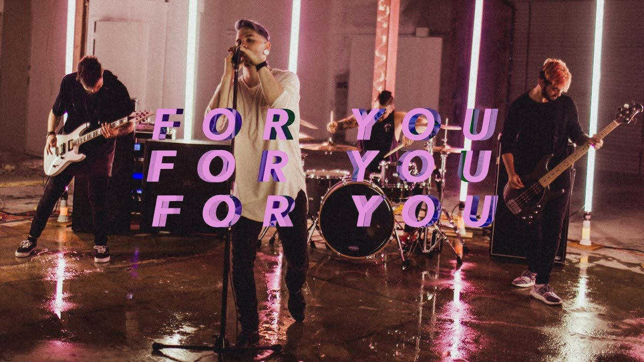 Fame On Fire — For You (Official Video)
