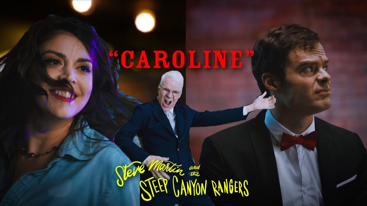 Caroline (Official Video) | Steve Martin and the Steep Canyon Rangers