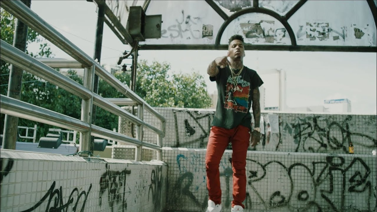Kid Ink — Sweet Chin Music [Official Video]