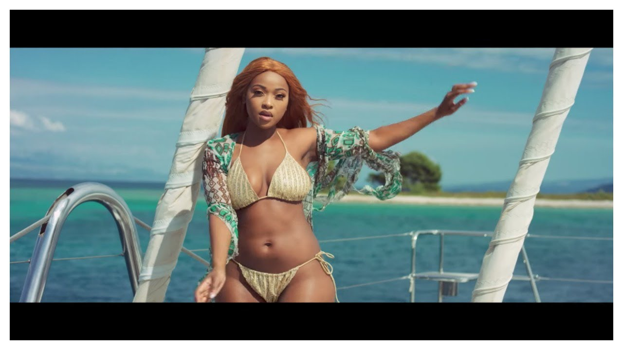 Eugy ft Siza — Captain (Official Video)   prod. by Team Salut