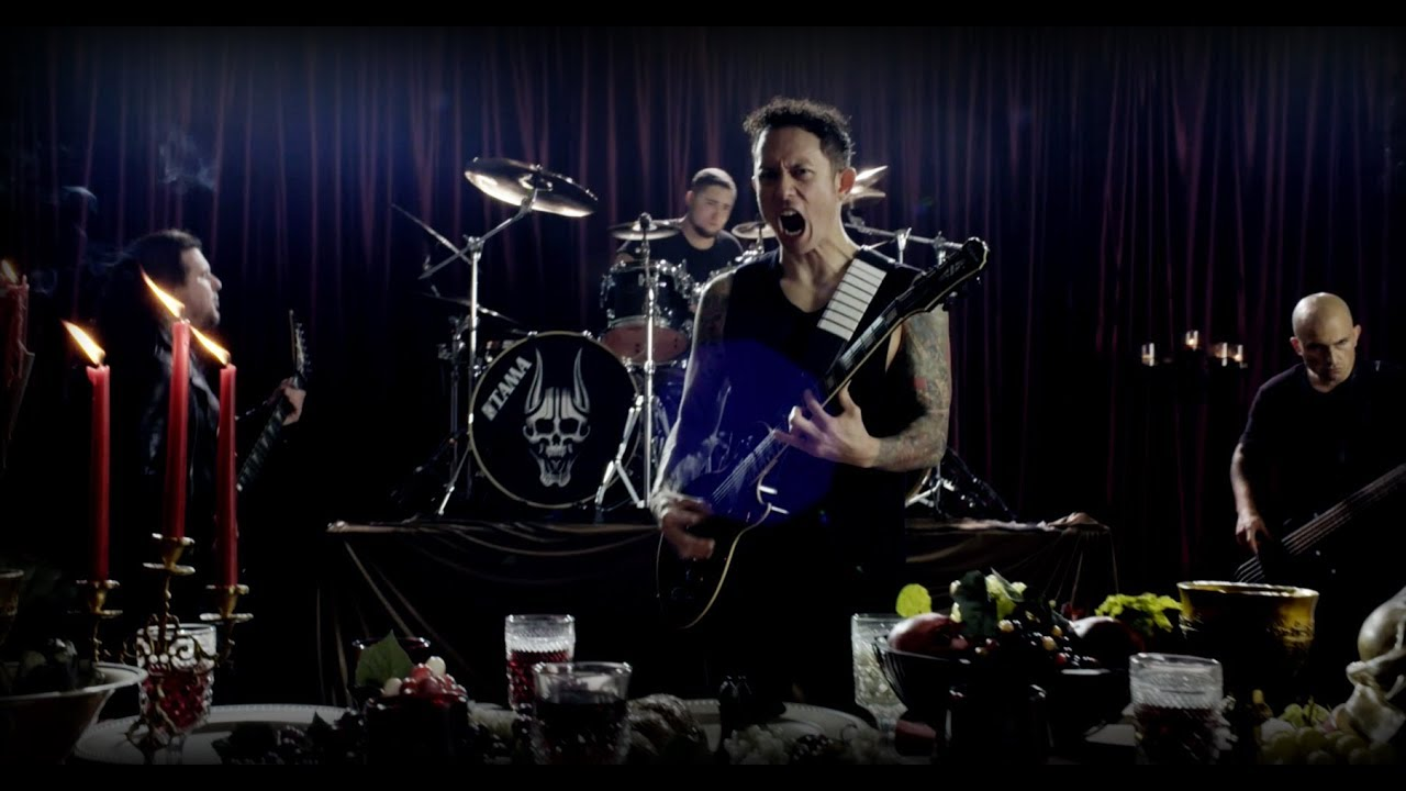 Trivium — The Sin And The Sentence [OFFICIAL VIDEO]