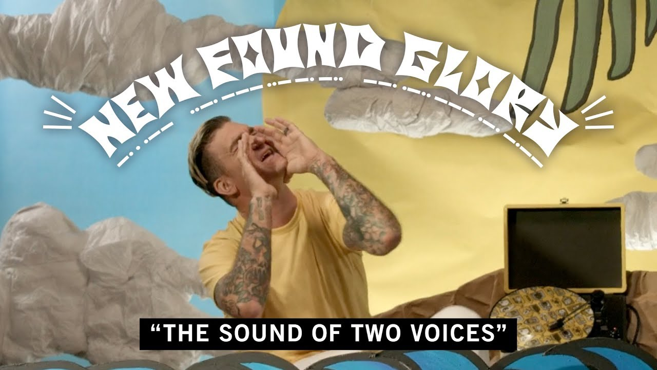 New Found Glory — The Sound Of Two Voices (Official Music Video)
