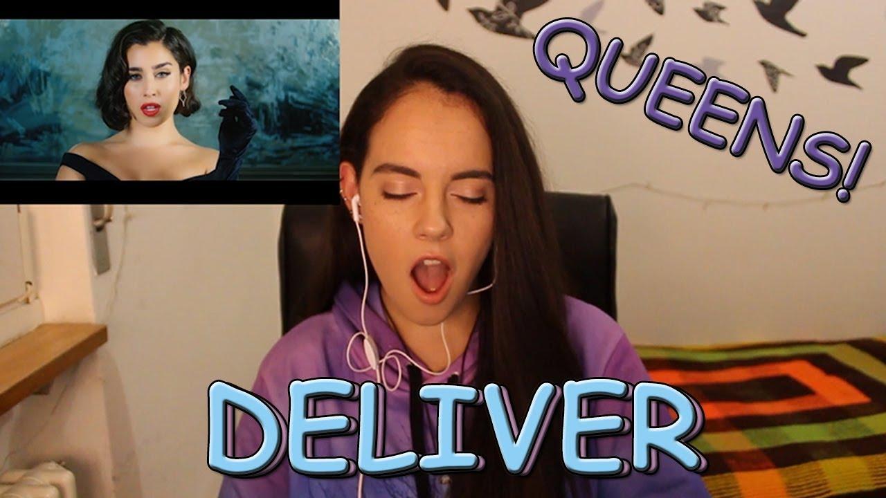 ¡DELIVER (OFFICIAL VIDEO) — FIFTH HARMONY! (REACCIÓN)