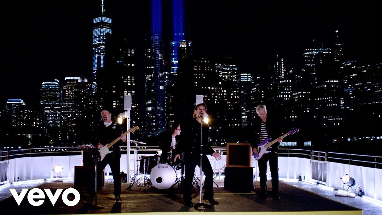 U2 — You're The Best Thing About Me (Official Video)