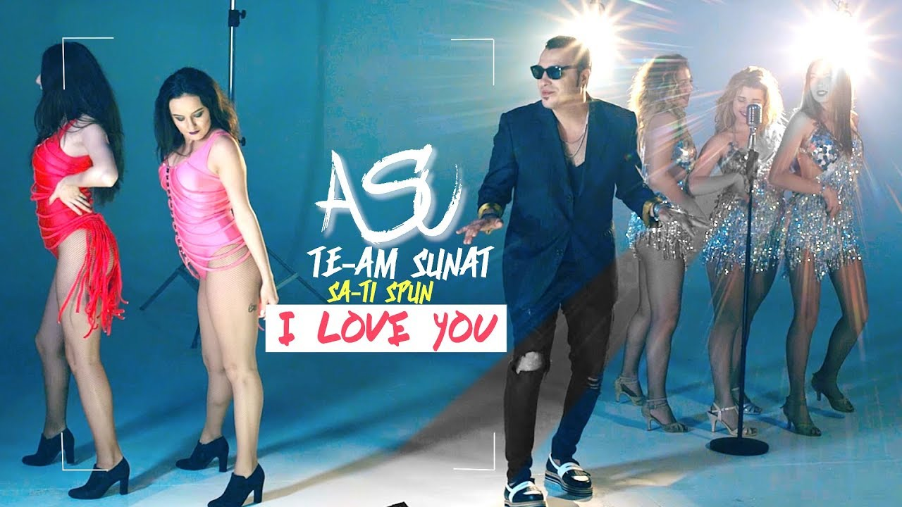 ASU — Te-am Sunat Sa-ti Spun I Love You (Official Video) MANELE NOI 2017|Manele Octombrie/Septembrie