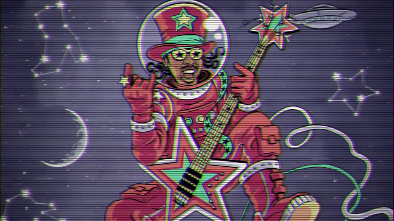 Bootsy Collins — Ladies Nite (Official Music Video)