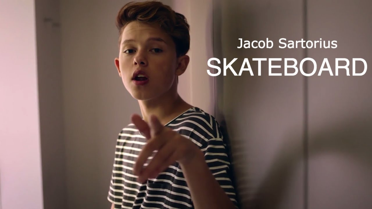 Jacob Sartorius — Skateboard (Official Music Video)