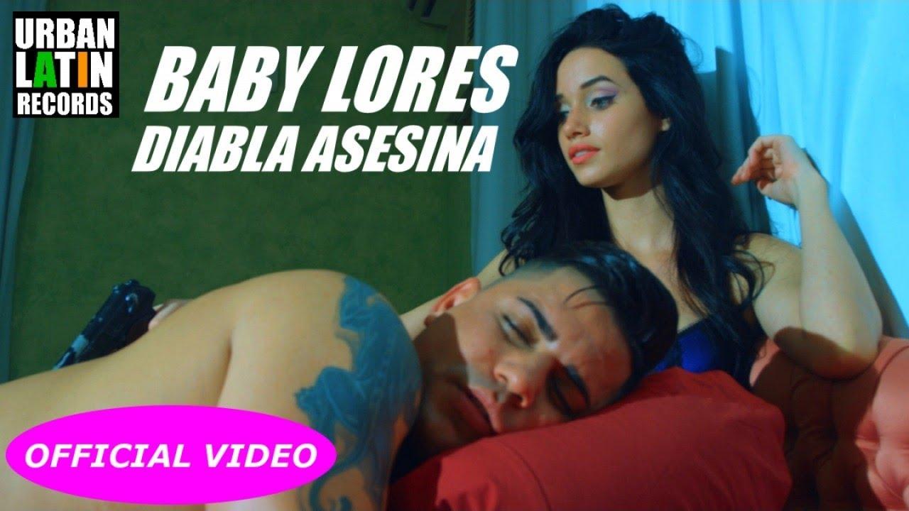 BABY LORES (CLAN 537) — DIABLA ASESINA (OFFICIAL VIDEO) REGGAETON 2017