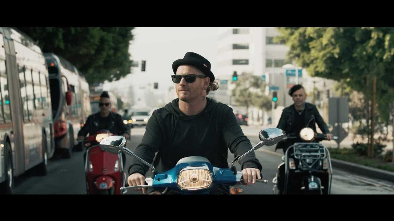 Stone Sour — Rose Red Violent Blue (This Song Is Dumb & So Am I) [OFFICIAL VIDEO]