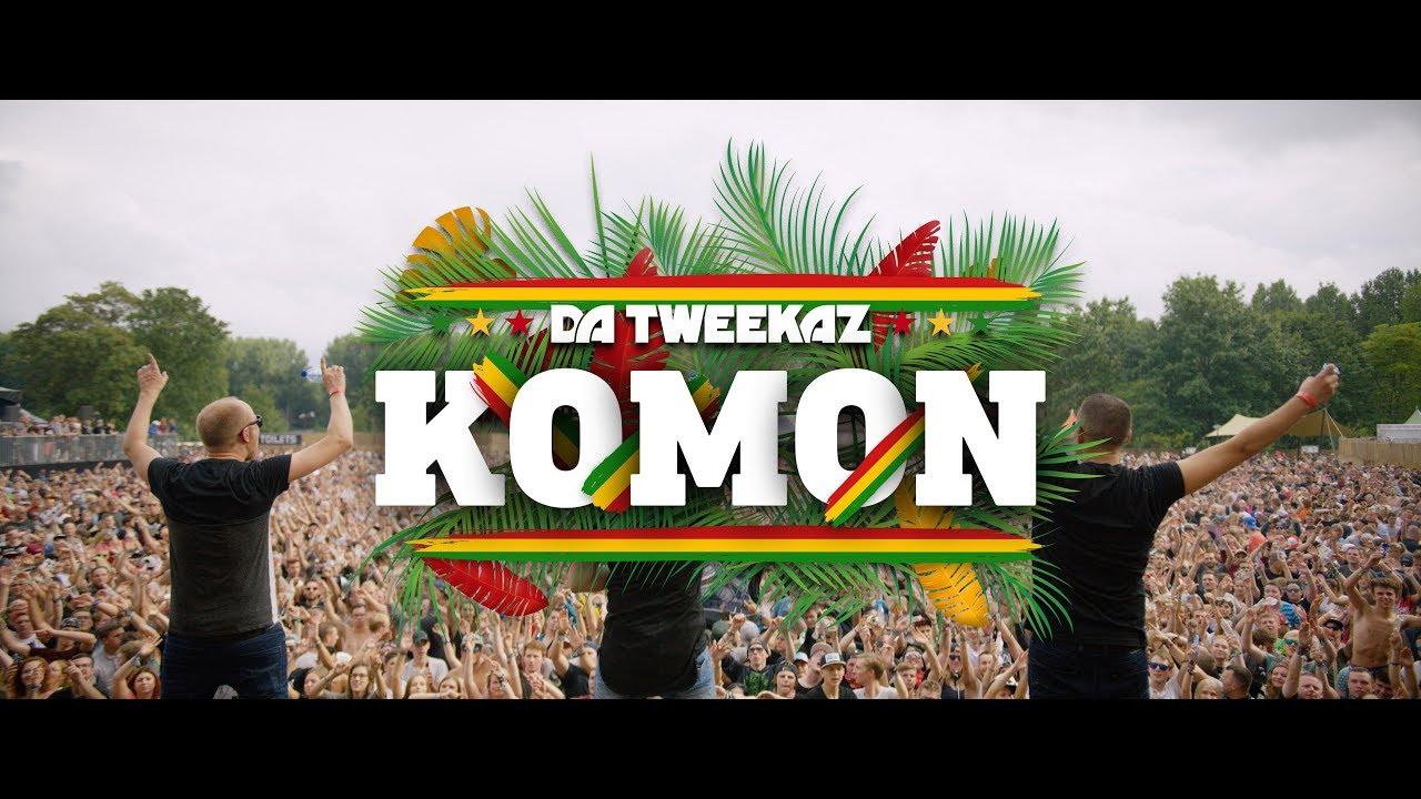 Da Tweekaz — Komon (Official Video Clip)