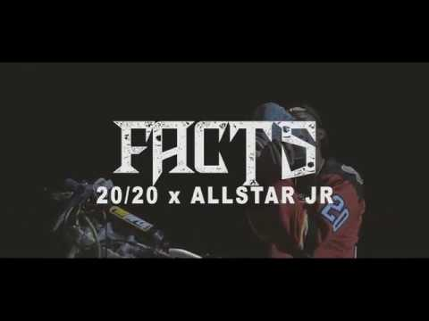 20/20 x Allstar Jr — «Facts» (Official Video) Shot By #CTFILMS