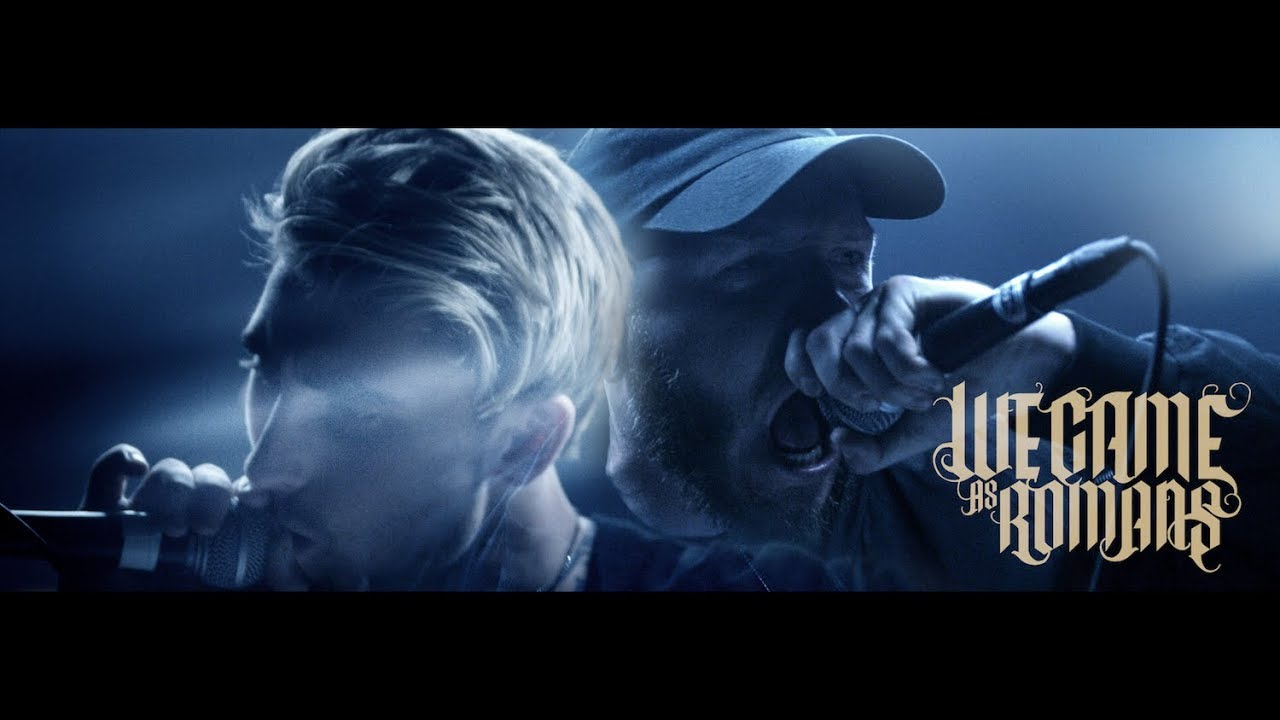 We Came As Romans — Cold Like War (OFFICIAL MUSIC VIDEO)