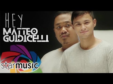 Matteo Guidicelli — Hey (Official Music Video)