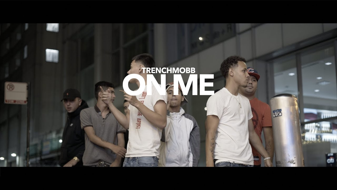 TrenchMoBB — On Me (Official Video)
