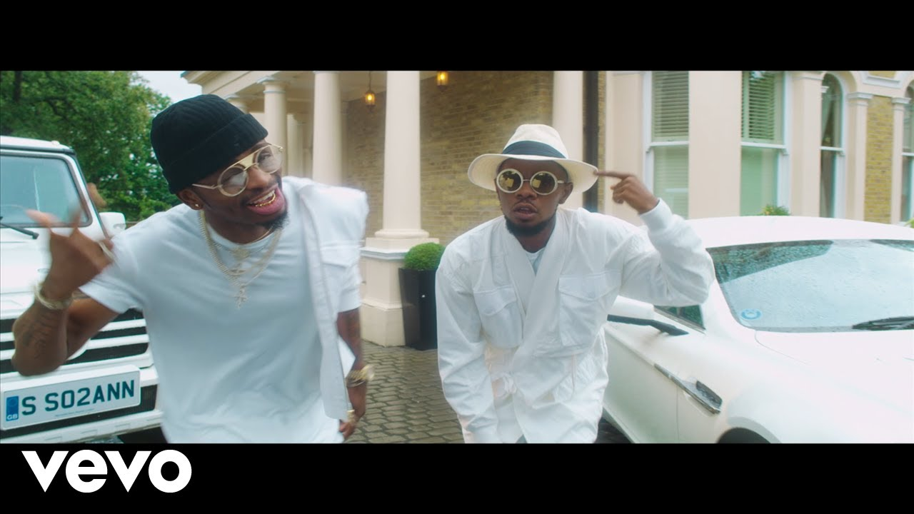 Patoranking — Love you Die [Official Video] ft. Diamond Platnumz