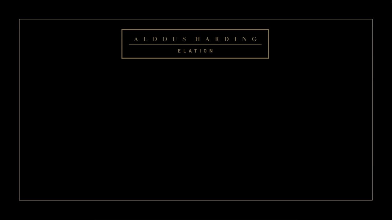 Aldous Harding — Elation (Official Video)