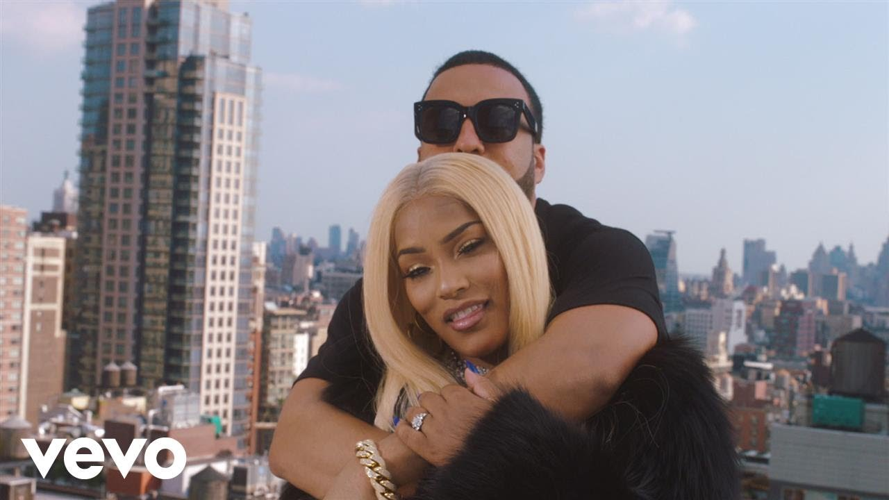 Stefflon Don, French Montana — Hurtin' Me (Official Video)