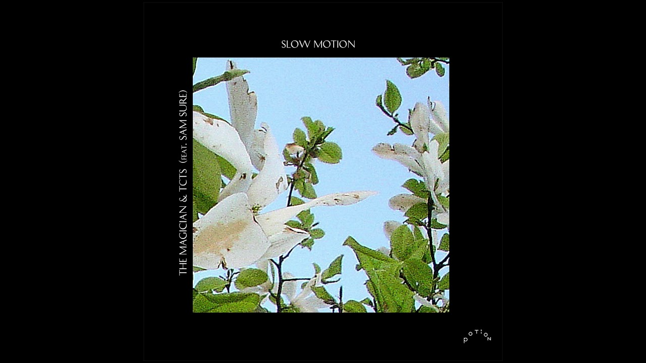 The Magician & TCTS — Slow Motion (Cover Art) [Ultra Music]