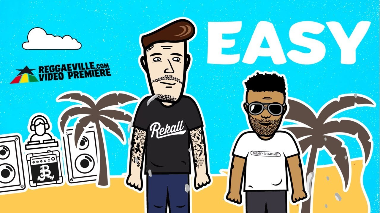 Rekall feat. Agent Sasco — Easy [Official Video 2017]