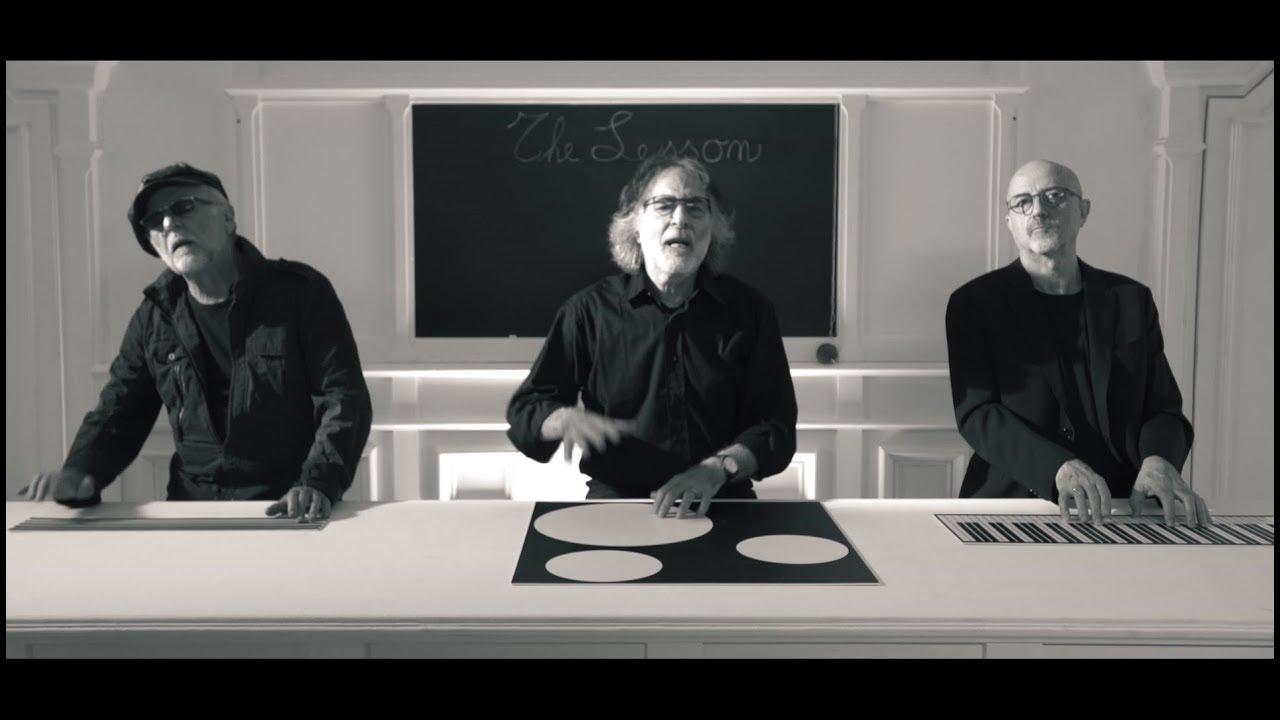 PREMIATA FORNERIA MARCONI (PFM) — The Lesson (OFFICIAL VIDEO)